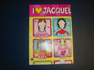 Jacqueline Wilson poster-image not found